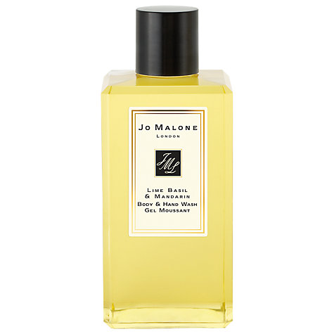 Buy Jo Malone™ Lime Basil & Mandarin Body & Hand Wash, 250ml Online at johnlewis.com