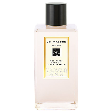 Buy Jo Malone™ Red Roses Bath Oil, 250ml Online at johnlewis.com