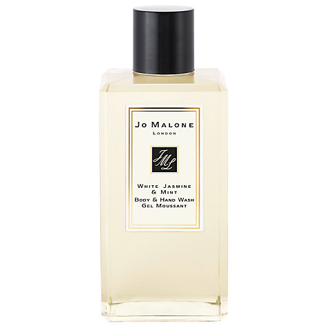 Buy Jo Malone™ White Jasmine & Mint Body & Hand Wash, 250ml Online at johnlewis.com