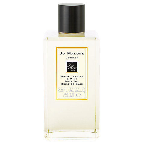 Buy Jo Malone™ White Jasmine & Mint Bath Oil, 250ml Online at johnlewis.com