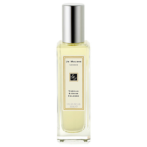 Buy Jo Malone™ Vanilla & Anise Cologne, 30ml Online at johnlewis.com