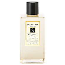 Buy Jo Malone™ Pomegranate Noir Bath Oil, 250ml Online at johnlewis.com