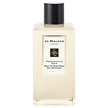 Buy Jo Malone™ Pomegranate Noir Body & Hand Wash, 250ml Online at johnlewis.com