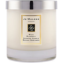 Buy Jo Malone™ Wild Bluebell Home Candle, 200g Online at johnlewis.com