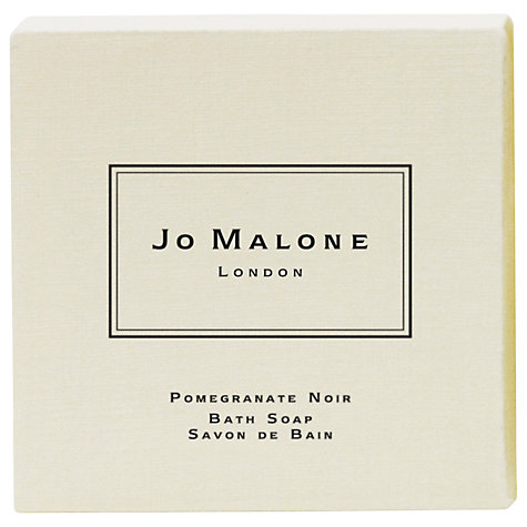 Buy Jo Malone™ Pomegranate Noir Bath Soap, 100g Online at johnlewis.com
