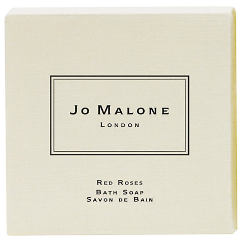 Buy Jo Malone™ Red Roses Bath Soap, 100g Online at johnlewis.com