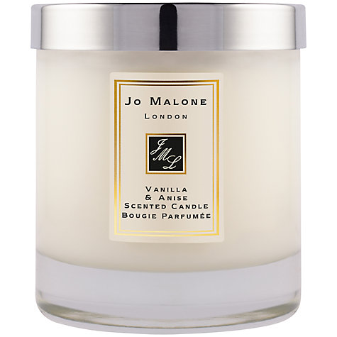 Buy Jo Malone London Vanilla & Anise Home Candle, 200g Online at johnlewis.com
