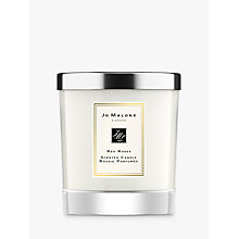 Buy Jo Malone London Red Roses Home Candle, 200g Online at johnlewis.com