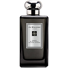 Buy Jo Malone London Amber & Patchouli Cologne, 100ml Online at johnlewis.com