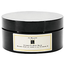 Buy Jo Malone™ Vitamin E Body Balm, 185ml Online at johnlewis.com