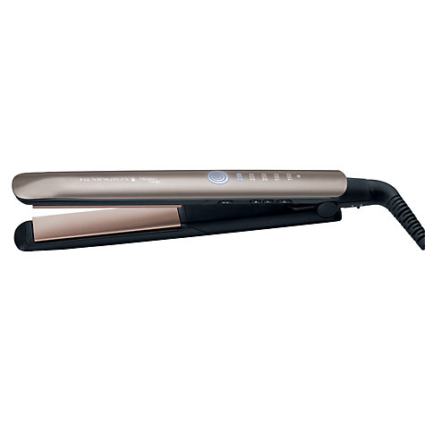 Buy Remington S8590 Keratin Therapy Pro Straighteners Online at johnlewis.com