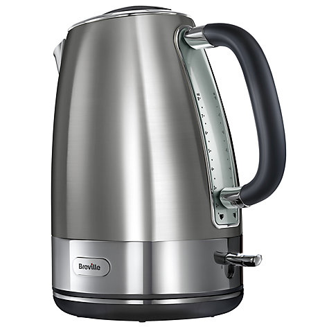 Buy Breville VKJ576 Elements Kettle, Brushed Stainless Steel Online at johnlewis.com