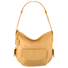 Buy Radley Bartley Medium Hobo Shoulder Handbag, Korma Online at johnlewis.com