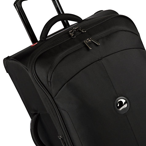 Buy Delsey U-Lite 4 Wheel Cabin Trolley Case Online at johnlewis.com