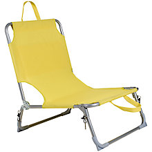 Buy House by John Lewis Beach Chairs Online at johnlewis.com