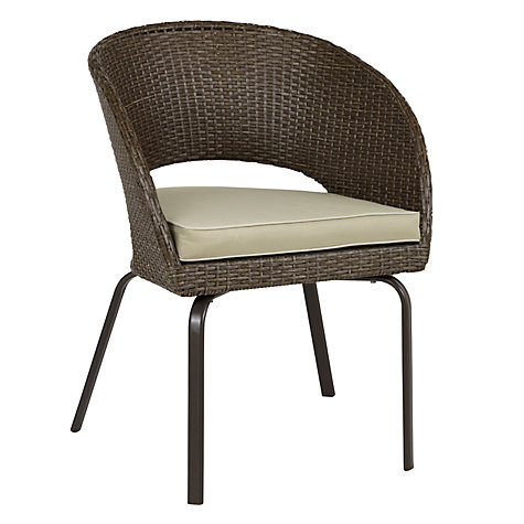 Buy John Lewis Corsica 6 Seater Outdoor Dining Set Online at johnlewis.com