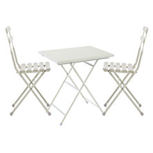 Buy EMU Arc en Ciel 2 Seater Square Outdoor Furniture Set Online at johnlewis.com