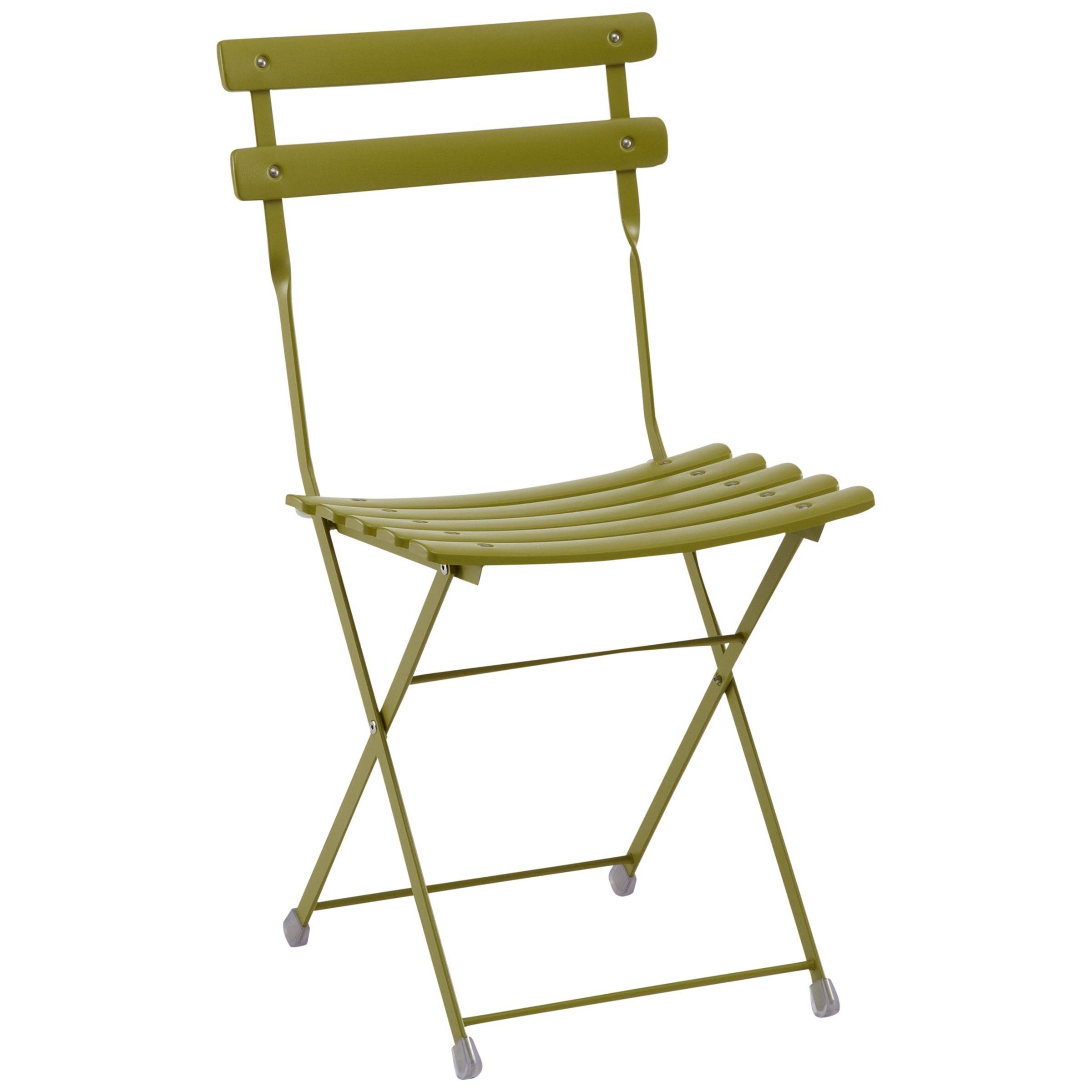 EMU Arc En Ciel Outdoor Chairs, Set of 2, Green