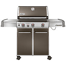 Buy Weber Genesis E330 3 Burner Gas Barbecue Online at johnlewis.com