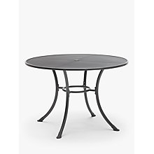 Buy John Lewis Henley by KETTLER 4-Seater Outdoor Dining Table Online at johnlewis.com
