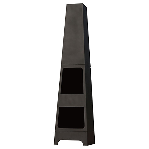 Buy La Hacienda Malmo Chimenea, Black Online at johnlewis.com