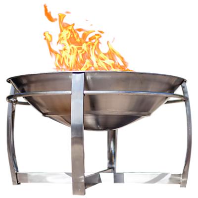 La Hacienda Tartarus Stainless Steel Firepit