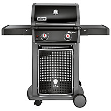 Buy Weber® Spirit® Classic E-210 2-Burner Gas BBQ Online at johnlewis.com