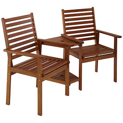 John Lewis Naples Outdoor Love Seats