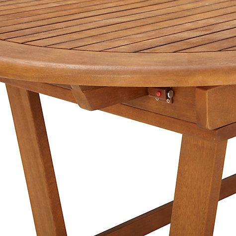 Buy John Lewis Naples Outdoor 6-10 Seater Extending Dining Table Online at johnlewis.com