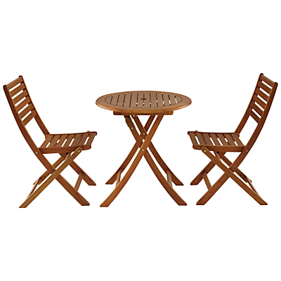John Lewis Naples 2 Seater Outdoor Bistro Set