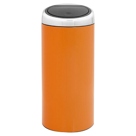 Buy Brabantia Touch Bin Deluxe, 30L Online at johnlewis.com