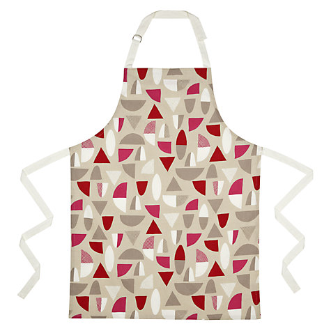 Buy House by John Lewis Cotton Apron Online at johnlewis.com