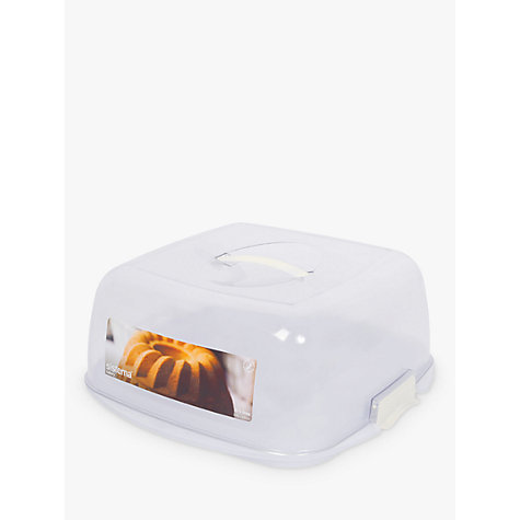 Buy Sistema Reversible Cake Box Online at johnlewis.com