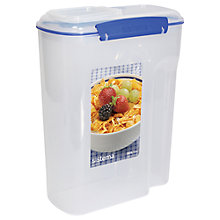 Buy Sistema Cereal Storage, 4.2L Online at johnlewis.com