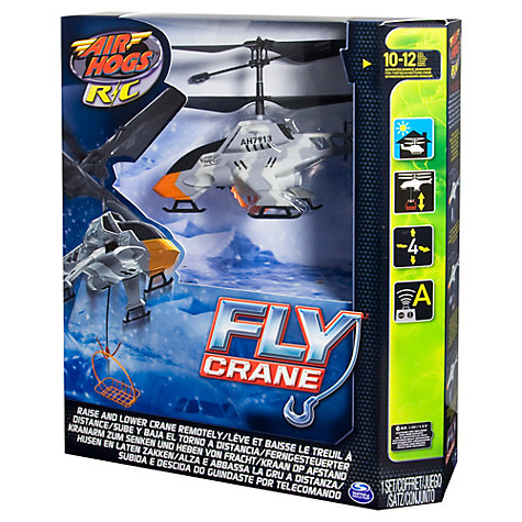 Buy Air Hogs Remote Control Fly Crane, Assorted Online at johnlewis.com