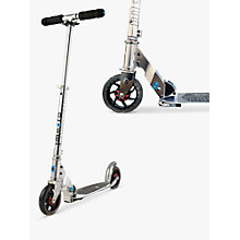 Buy Micro Speed Scooter, 12 years - Adult, Grey Online at johnlewis.com