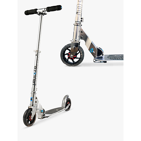 Buy Micro Speed Scooter, Grey Online at johnlewis.com
