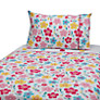 John Lewis Happy Mix Cotbed Duvet Cover and Pillow Set, Multi