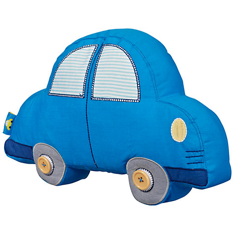 Buy John Lewis Transport Car Cushion Online at johnlewis.com
