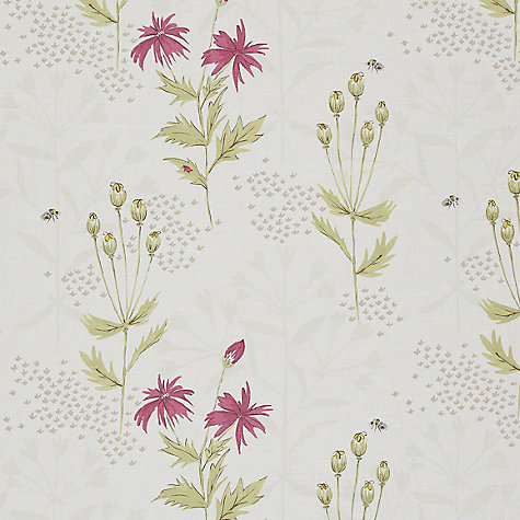 Buy John Lewis Botanist Garden Fabric Online at johnlewis.com