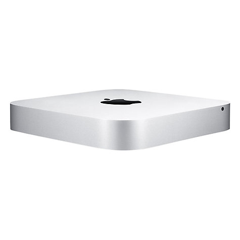 Buy Apple Mac Mini MD387B/A Desktop Computer, Intel Core i5, 4GB RAM, 500GB Online at johnlewis.com