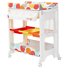 Buy Cosatto Easi Peasi Bath and Changing Unit, Spotty Dotty Online at johnlewis.com