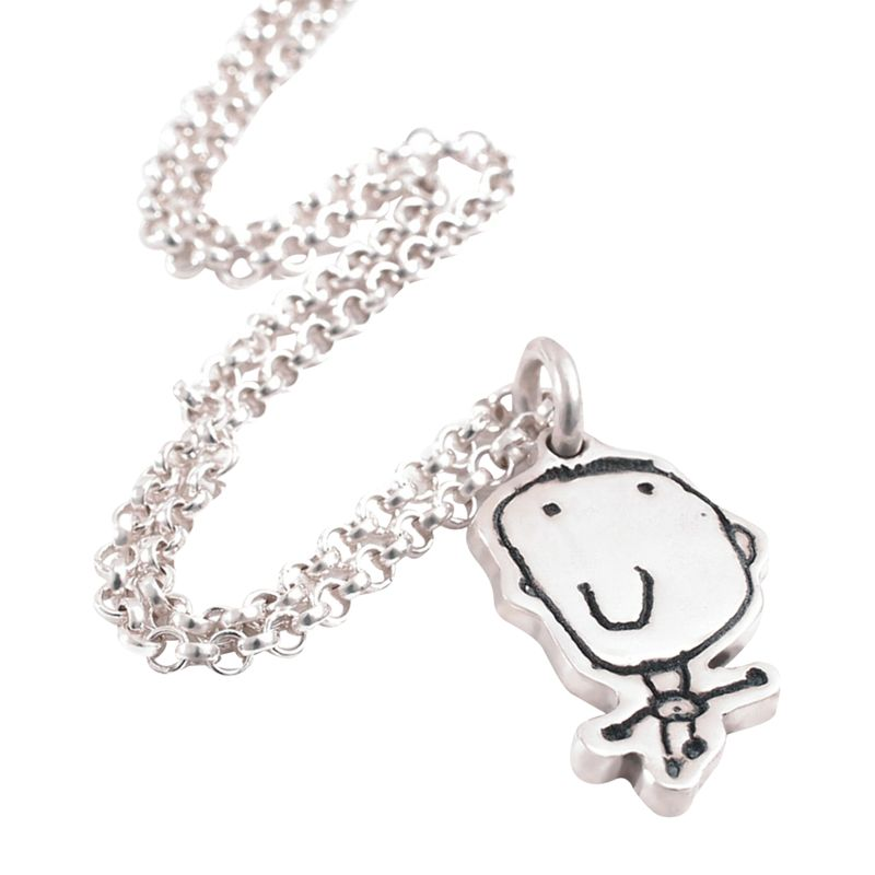 FingerPrint Jewellery FingerPrint Jewellery Little Picasso Necklace