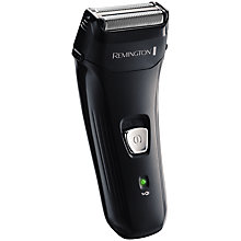Buy Remington F3800 Dual-X Foil Shaver, Black Online at johnlewis.com