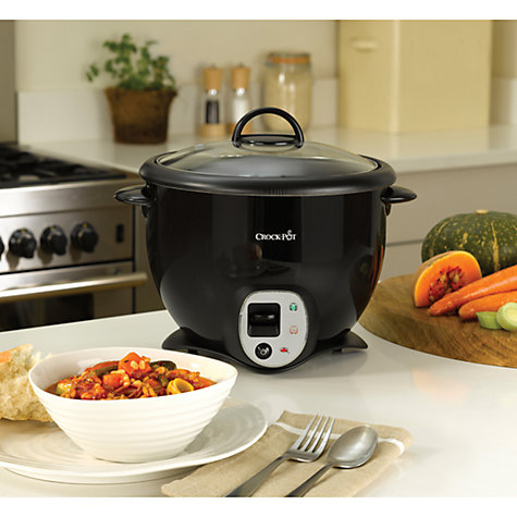 Buy Crock-Pot CKCPRC6039-060 Rice Cooker Online at johnlewis.com