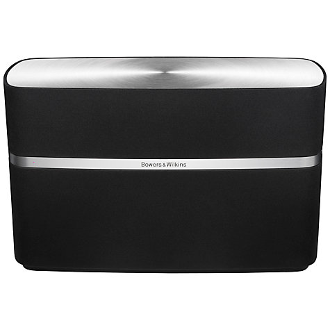 Buy Bowers & Wilkins A5 Speaker with Apple AirPlay, Black Online at johnlewis.com