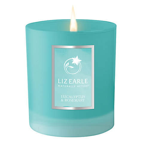 Buy Liz Earle Eucalyptus and Rosemary Candle Online at johnlewis.com