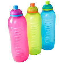 Buy Sistema Twist 'n' Sip Bottle, 460ml Online at johnlewis.com