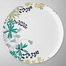 Buy John Lewis Botanist Picnic Plate, Large Online at johnlewis.com