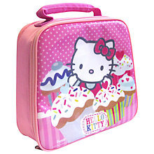 Buy Hello Kitty Cupcake Lunch Bag Online at johnlewis.com
